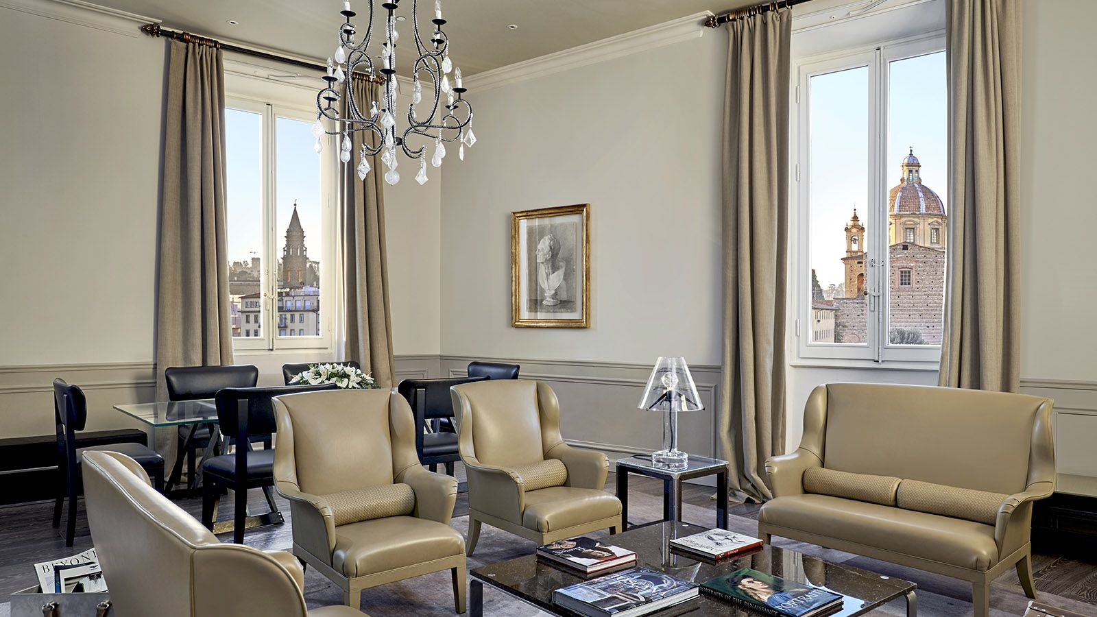 Bottega Veneta Suite, The St. Regis Florence, Official Website