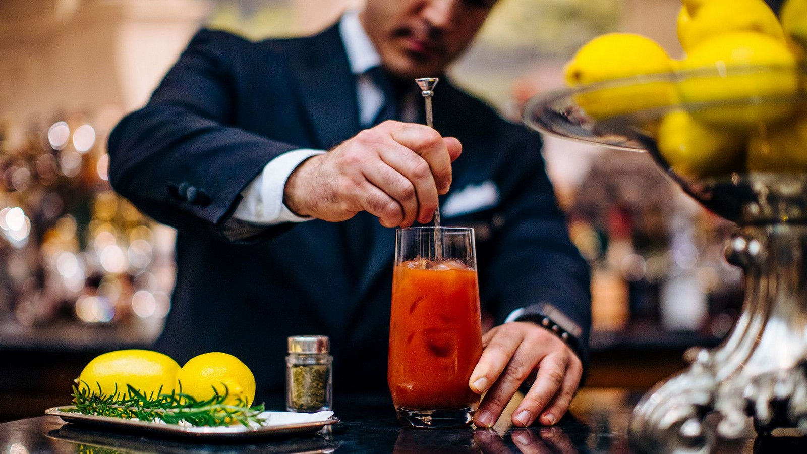 The St. Regis Bloody Mary
