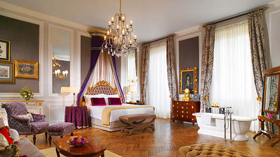 The St. Regis Florence Junior Suite