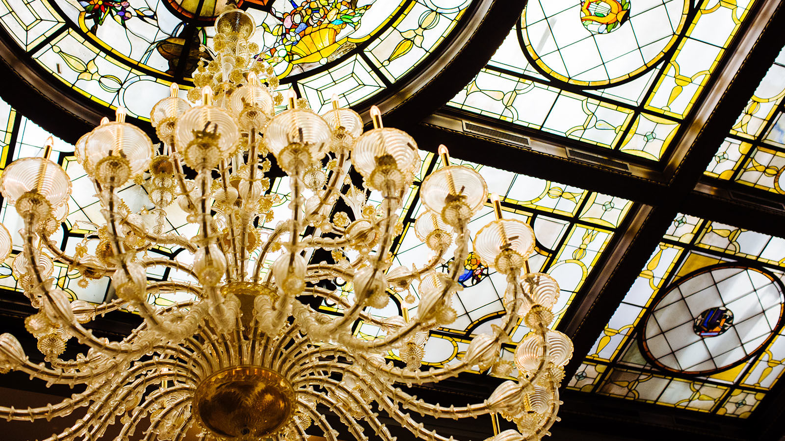 Grand Murano Chandelier at The St. Regis Florence