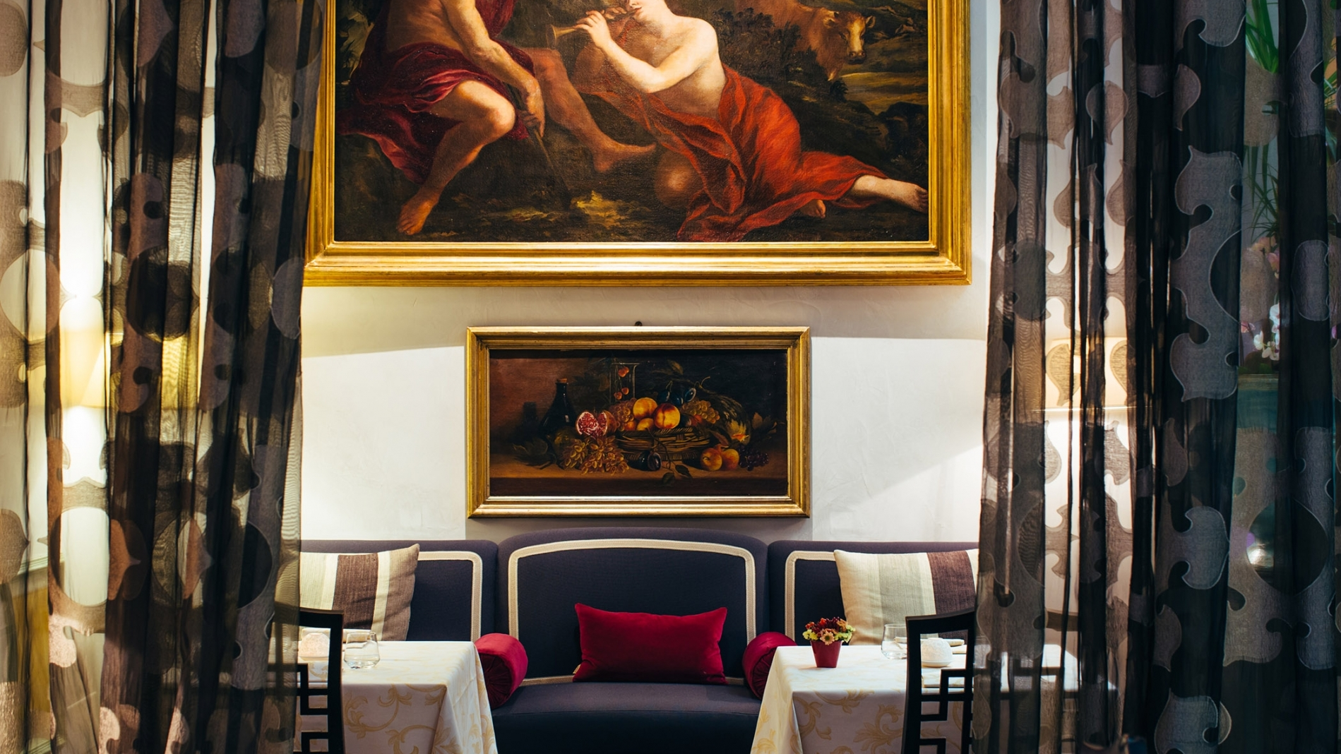 winter garden by caino restaurant florence